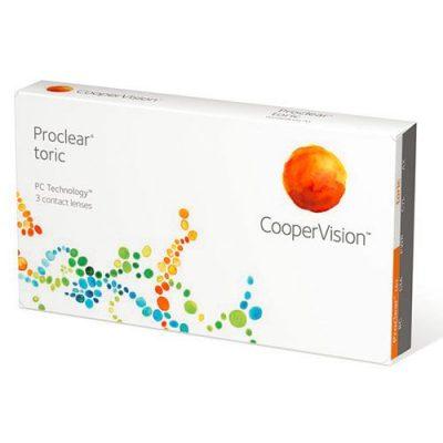 Coopervision Proclear Toric havi kontaktlencse