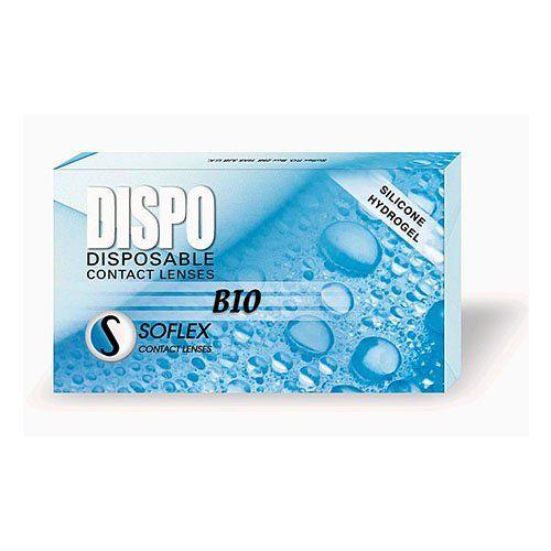DISPO BIO (48%) kontaktlencse 3db
