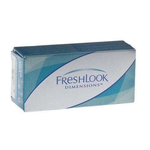 FreshLook Dimensions színes kontaktlencse
